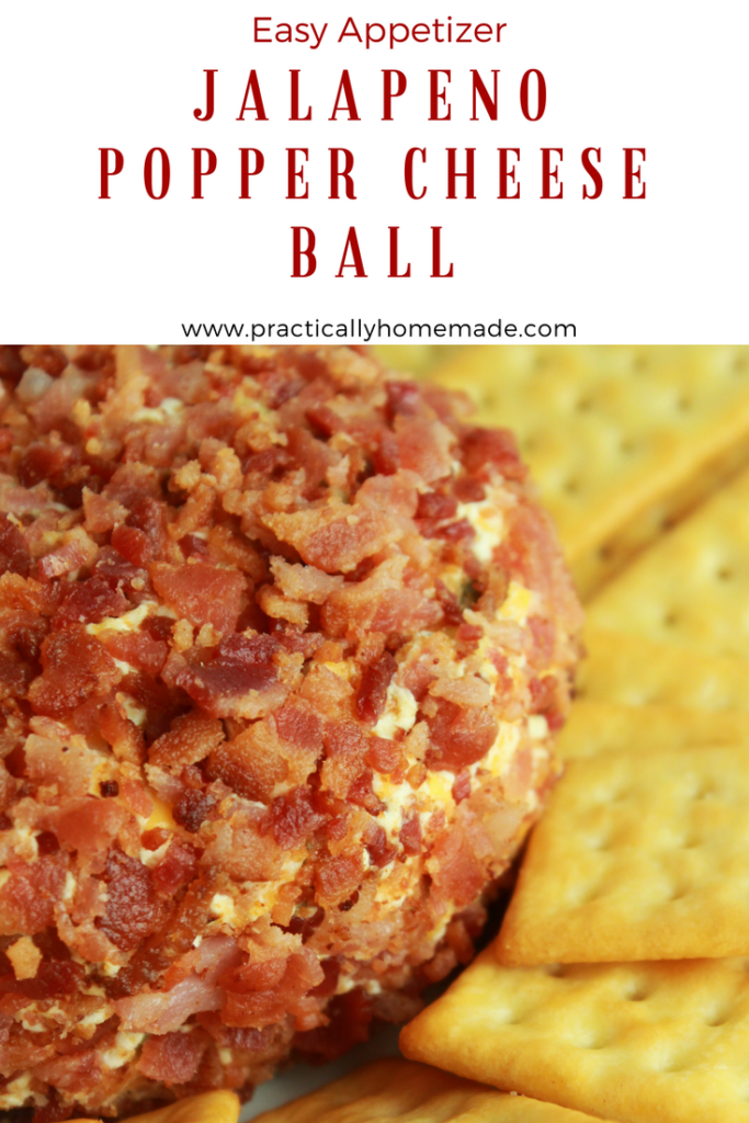 jalapeno popper cheese ball | jalapeno popper cheese ball recipes | appetizer jalapeno popper | appetizer jalapeno | appetizer jalapeno dip