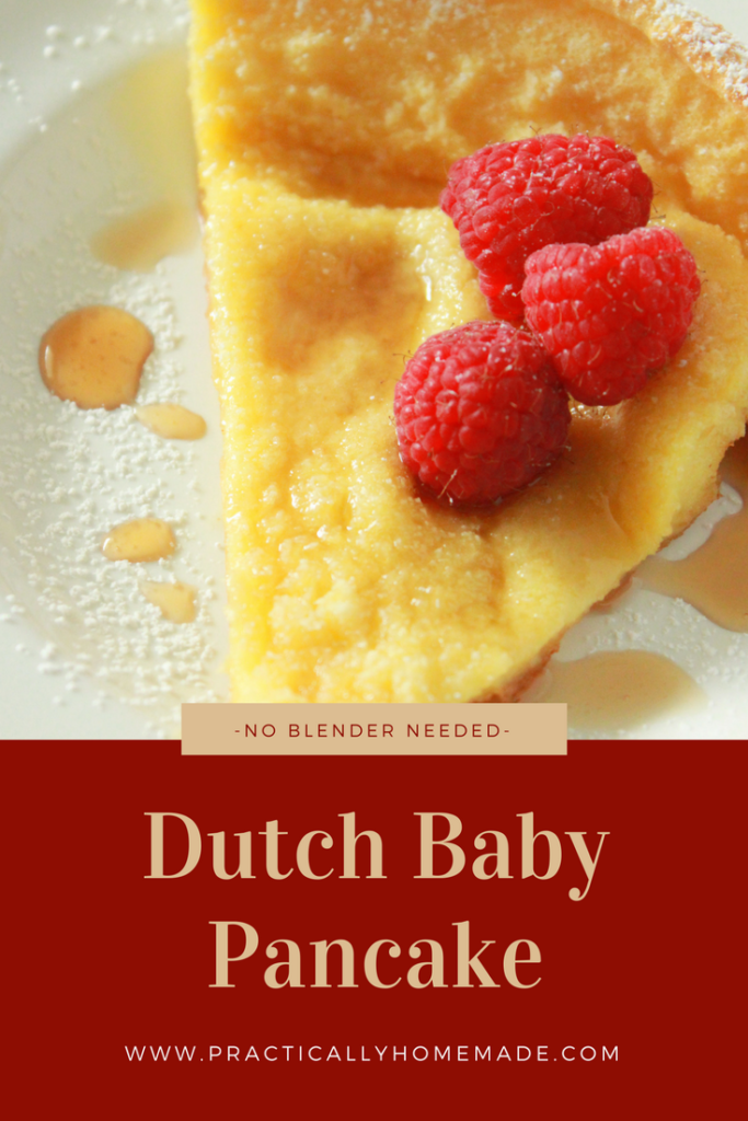 dutch baby pancake | dutch baby pancake recipe | dutch baby pancake simple | easy dutch baby pancake recipe