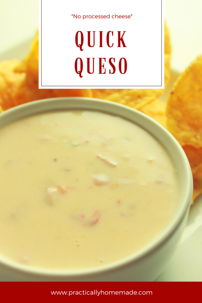Queso | Queso Dip | Queso Dip Easy | Queso Dip no Velvetta | Queso Recipe | Queso Blaco Dip | Quick Queso Blanco
