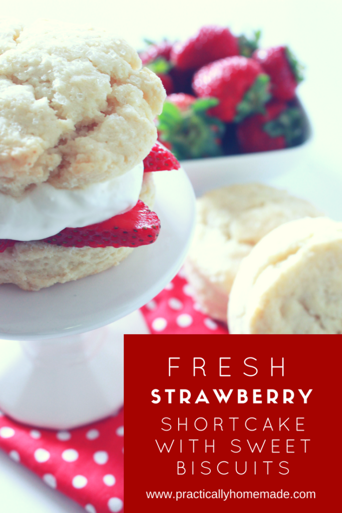 strawberry shortcake | strawberry shortcake recipe | strawberry shortcake biscuits | strawberry shortcake biscuits homemade | strawberry shortcake biscuits best