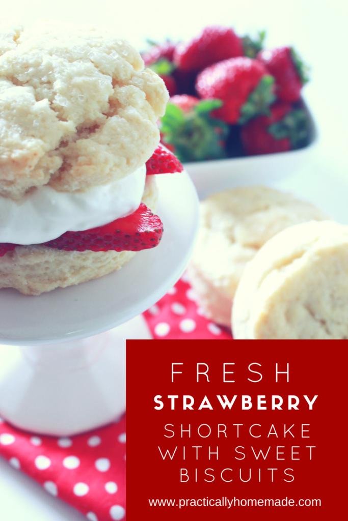 strawberry shortcake | strawberry shortcake recipe | strawberry shortcake biscuits | strawberry shortcake biscuits homemade | strawberry shortcake biscuits best