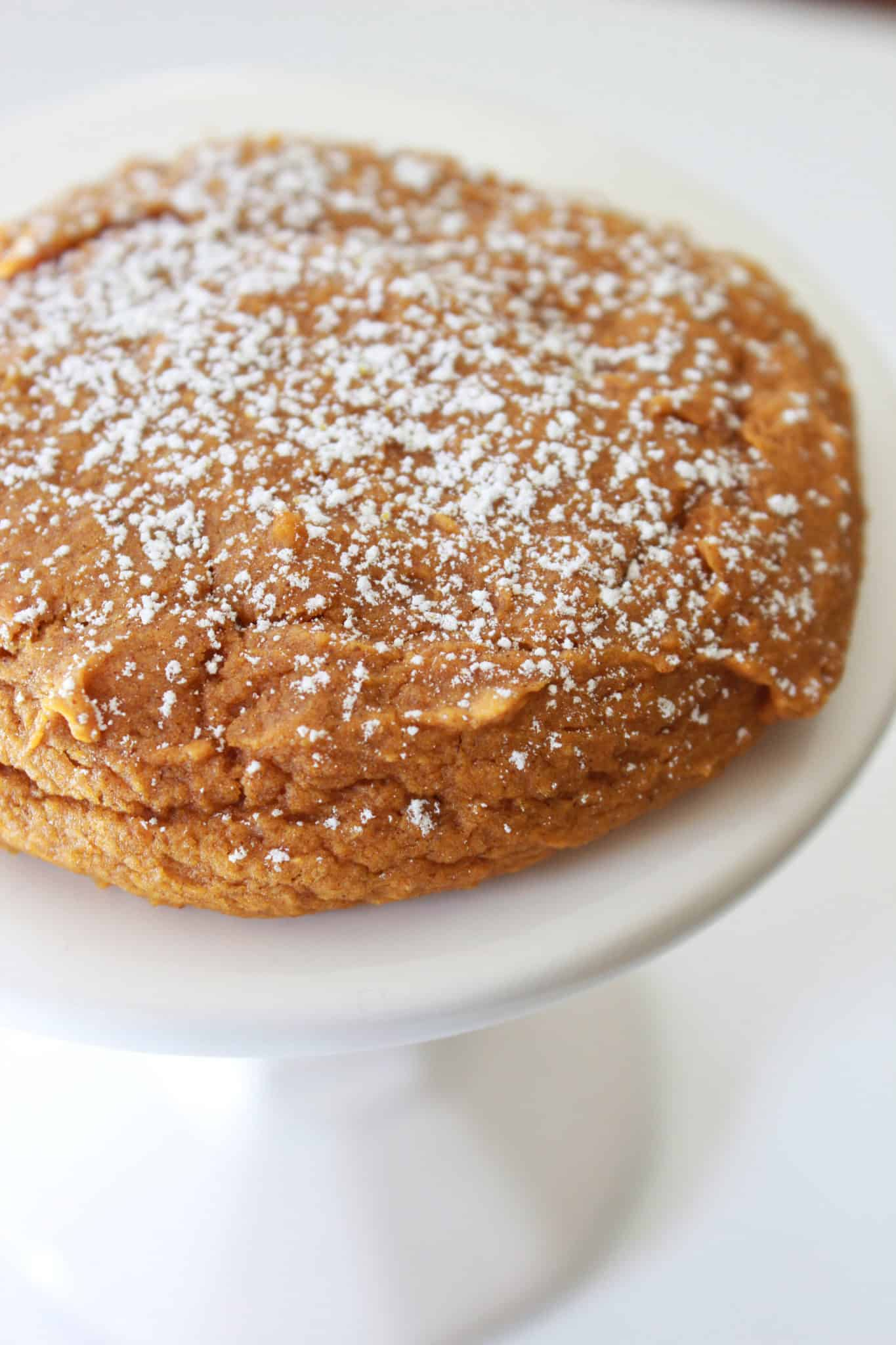 Pumpkin Roll Cookies Recipe featured by top US food blog, Practically Homemade