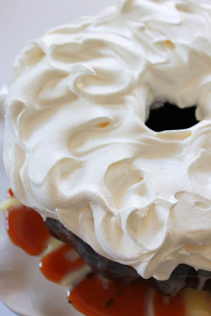 Better Than Bundt Cake Recipe featured by top US food blog, Practically Homemade
