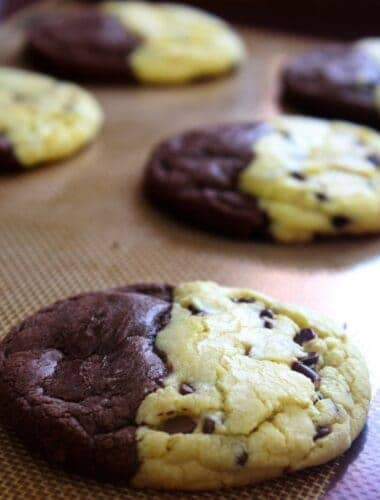 7 tips for making the most delicious cake mix cookies, tips featured by top US food blog, Practically Homemade
