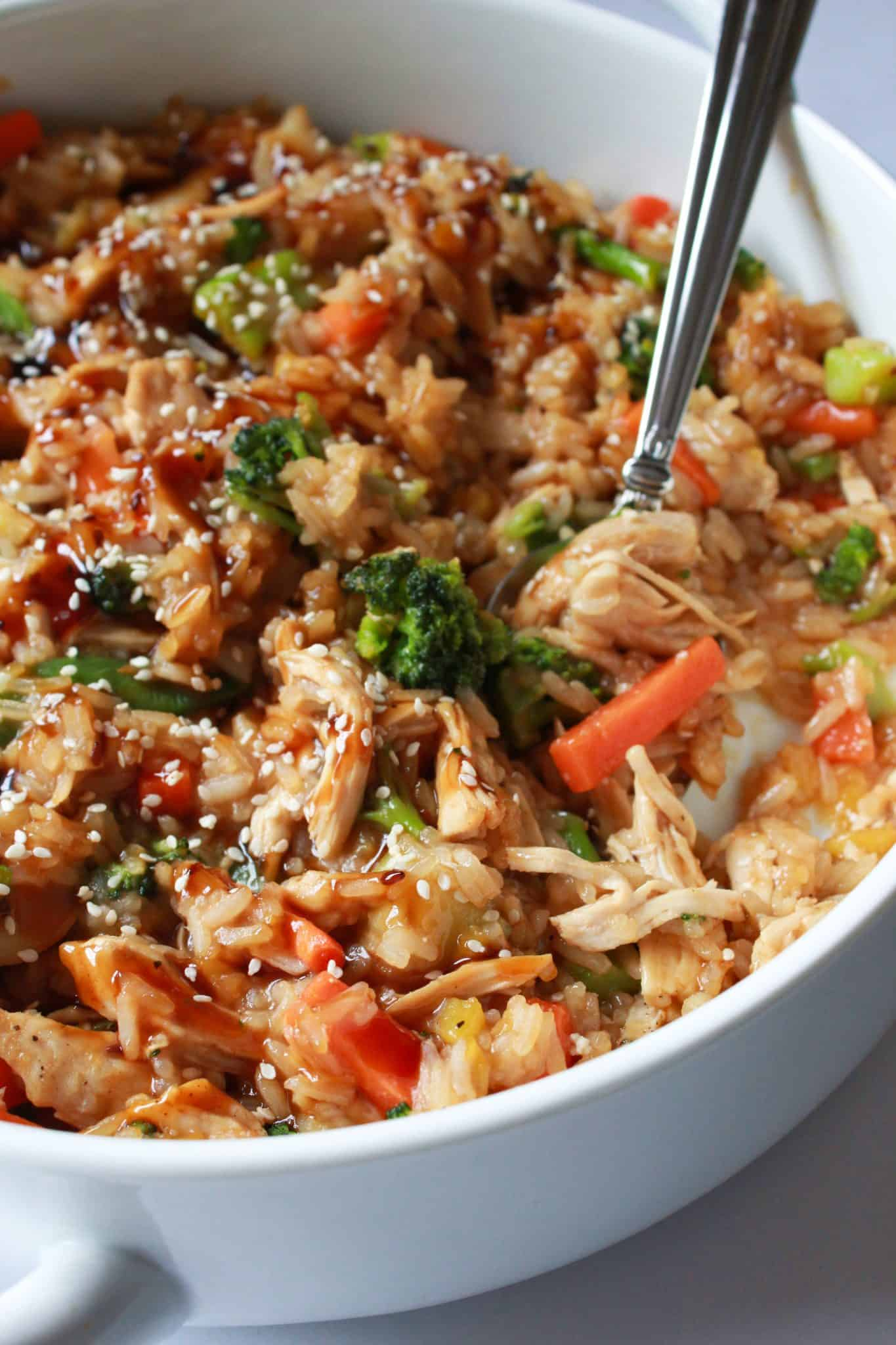 Easy Leftover Turkey Ideas for Dinner featured by top US food blogger, Practically Homemade