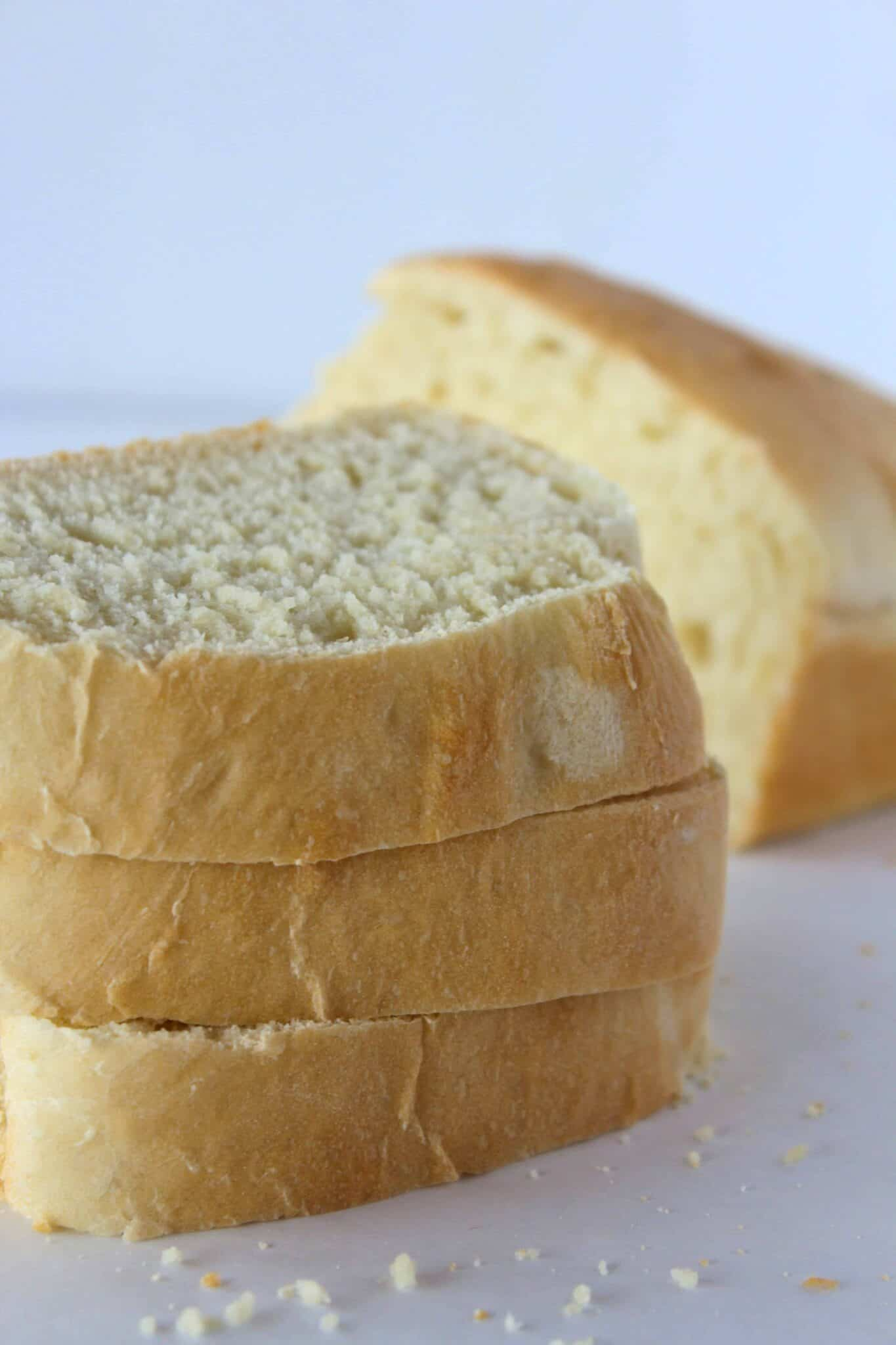 Quick One Hour Bread Recipe featured by top US food blog, Practically Homemade