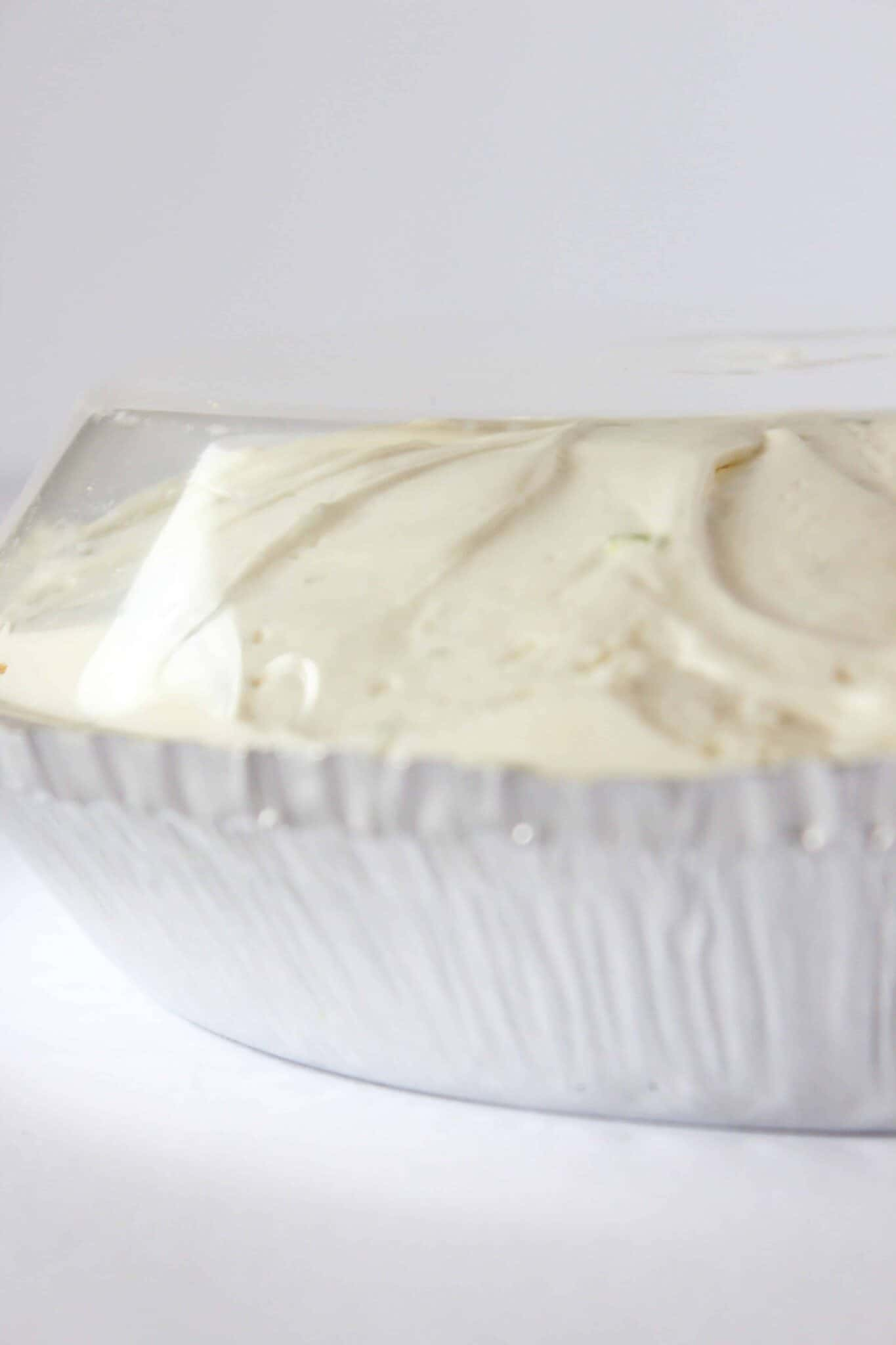 No Bake Margarita Cheesecake Recipe featured by top US dessert blogger, Practically Homemade