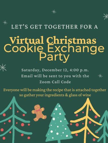 How to Host a Virtual Christmas Cookie Exchange Party, tips featured by top US cookie blogger, Practically Homemade