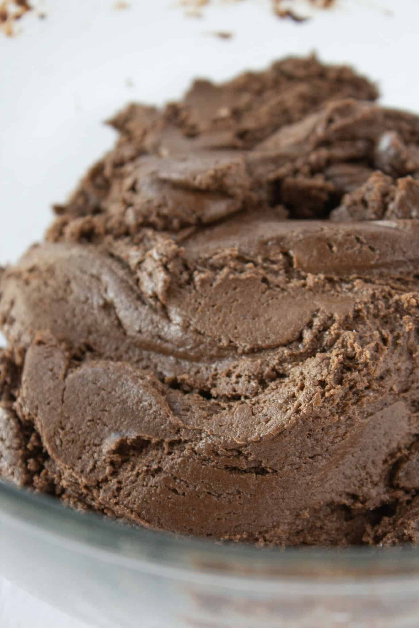 Easy Chocolate Espresso Sheet Cake Cookies Recipe featured by top US cookie blogger, Practically Homemade