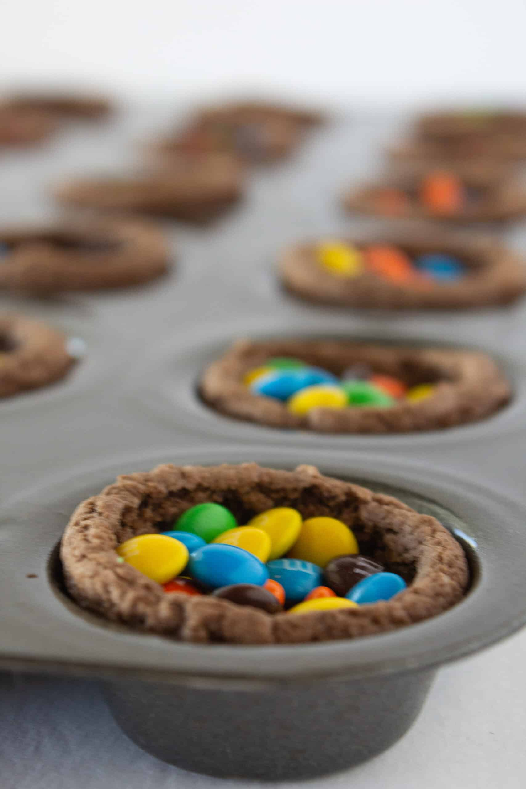 Pinata Cookies Made with a Cake Mix, a recipe for Cinco de Mayo featured by top US cookie blogger, Practically Homemade