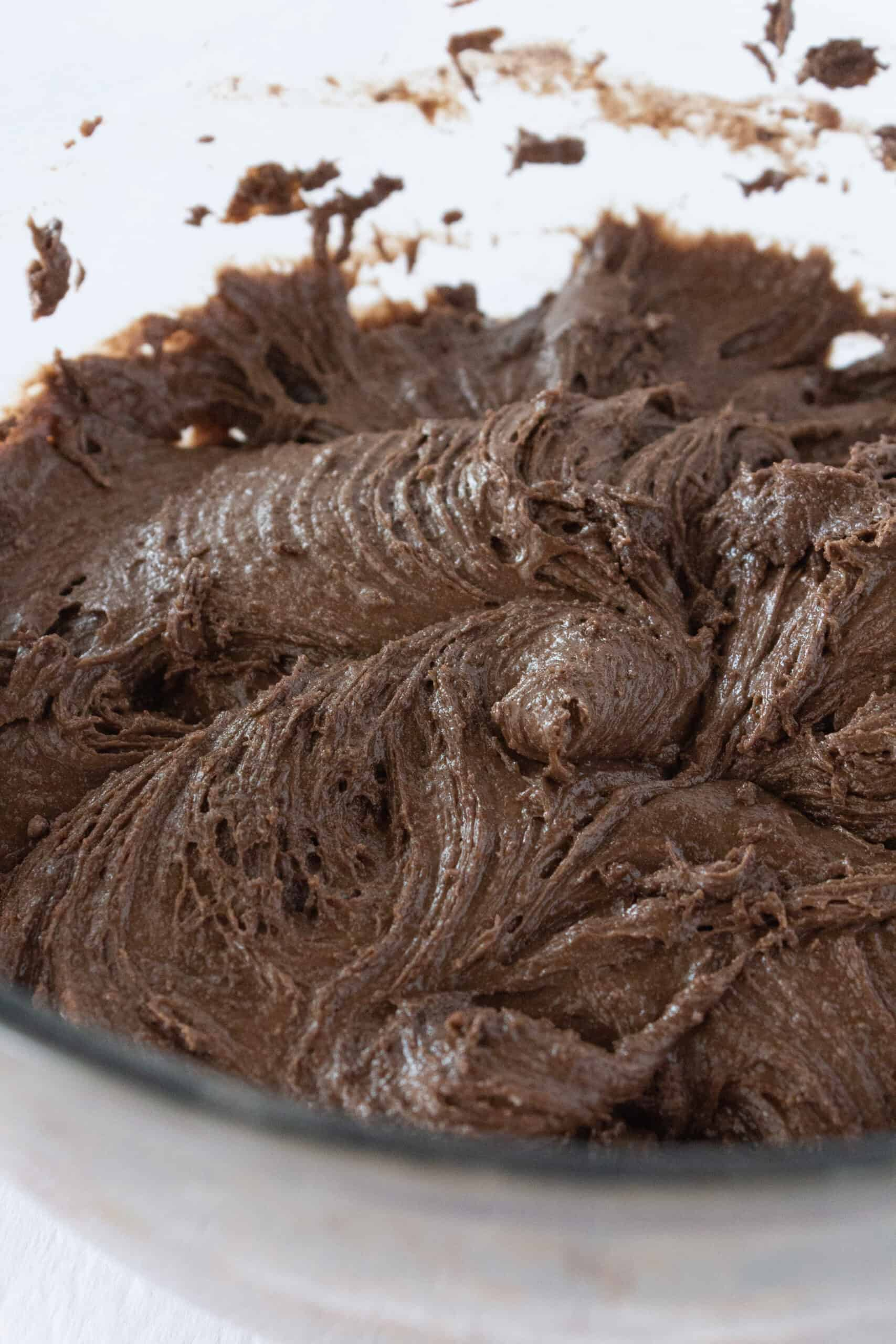 Chocolate Cheesecake Cookies made with a Cake Mix, a recipe featured by top US cookies blogger, Practically Homemade